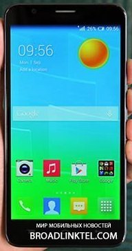 ����� 8-������� Android-������ ALCATEL ONETOUCH Flash