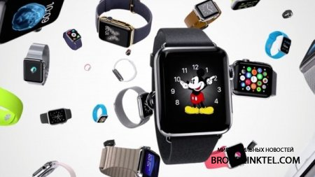 ��� Apple Watch ������������ ������ ����