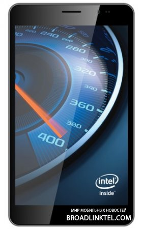 teXet X-force 7 3G - ����� 7-�������� ������� �� ���� ���������� Intel Atom