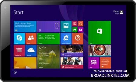BQ-8004G � ���� ������ ��������� c �� Windows 8.1 �� BQ