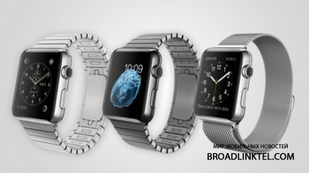 �����-���� Apple Watch ������ �������� 512 �� ��� � 4 �� ���