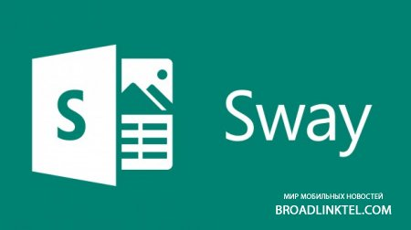 Office Sway � ������������ ����� ���������� ���������� ��� �������� ����������� �� Microsoft