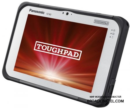 Panasonic Toughpad FZ-B2 � ����� ������������ ������� �� ���� CPU Intel Celeron N2930