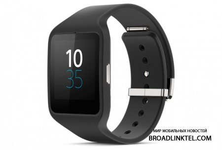 Sony SmartWatch 3 - �������� ��������� �����-�����