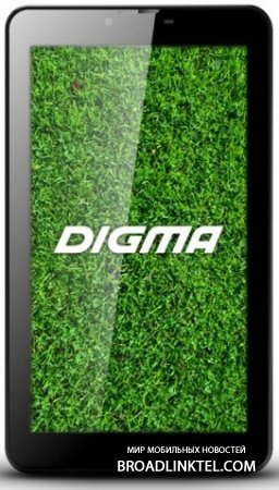 Digma Optima 7.07 3G � ����� 7-�������� Android-������� � ���������� 2-� SIM-����