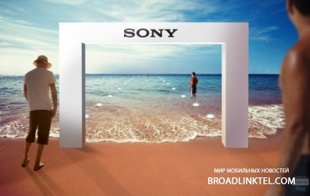 Sony ������� ���� ���������� ��������� ������� Xperia Aquatech Store � �����
