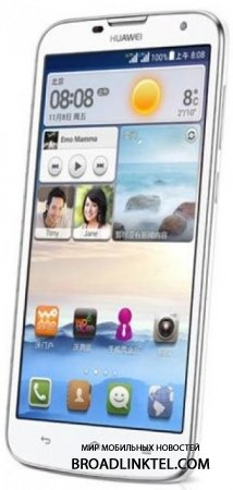 Huawei Ascend G730 - ������� �����-�����
