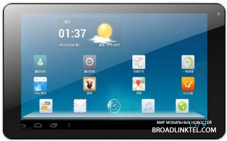 Ritmix RMD-1121 ����� Android ������� � 10.1-�������� IPS-��������