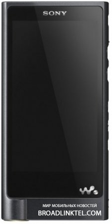 ����������� Android-����� Walkman NW-ZX2 �� �������� Sony
