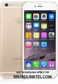 Goophone I6 Pro � ����� Android-���� Apple iPhone 6 � ���������� LTE �� $255