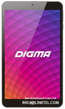 Digma EVE 8.2 3G - ����������� ����� 4-������� ������� �� �� Windows 8.1