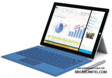 Microsoft ����������� ����� ������ Surface Pro 3 �� ���� Intel Core i7-4650U