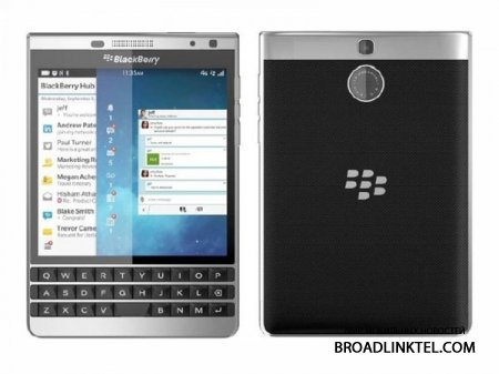 Представлен новый BlackBerry Passport Silver Edition с Qwerty-клавиатурой