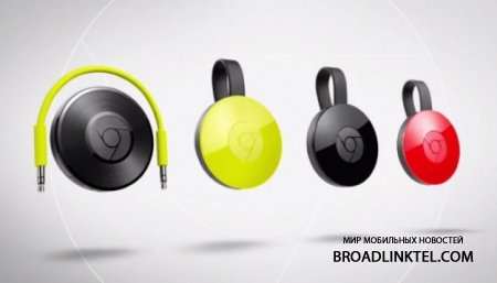 Google ������������ ���� ����� Chromecast � Chromecast Audio