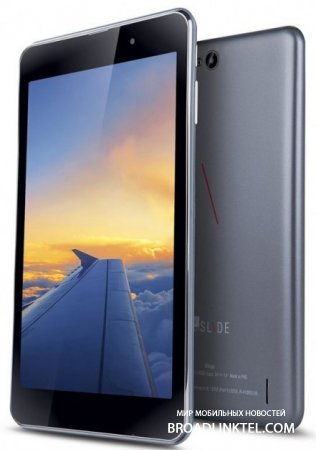 iBall Slide Wings � ����� 8-�������� ������� � ���������� dual-SIM �� $119