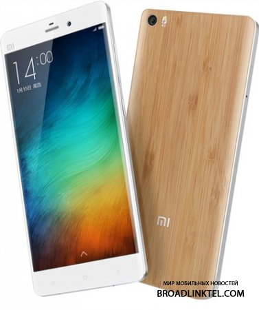 Xiaomi Mi Note 2 — серьезный конкурент Samsung Galaxy Note 7 с Snapdragon 820 SoC и 4 ГБ ОЗУ