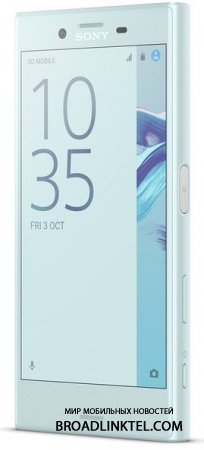 Sony Mobile ��������� � ������ ������ ������ ��������� Xperia X Compact � �������