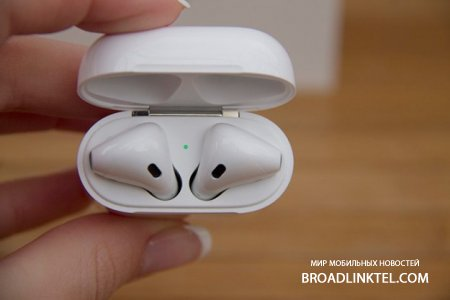 Apple AirPods старт продаж