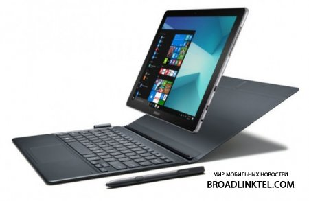 Представлены Samsung Galaxy Book 10 и 12 — планшеты с Windows 10, процессором Intel Core и стилусом S Pen