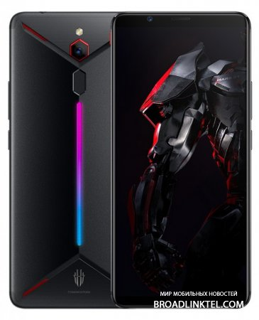 Представлен Nubia Red Magic Mars - убер-флагман для игроманов с 10 ГБ ОЗУ