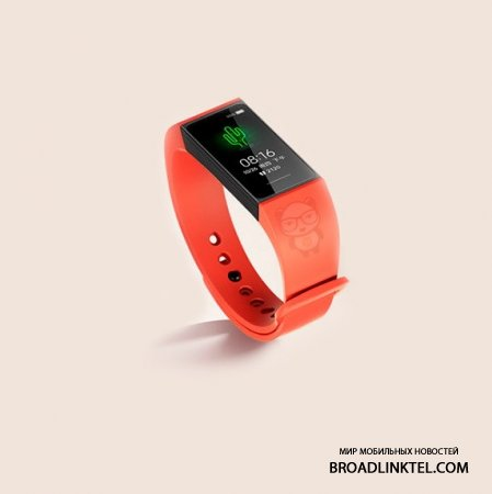Представлен Xiaomi Redmi Band - фитнес-браслет за копейки